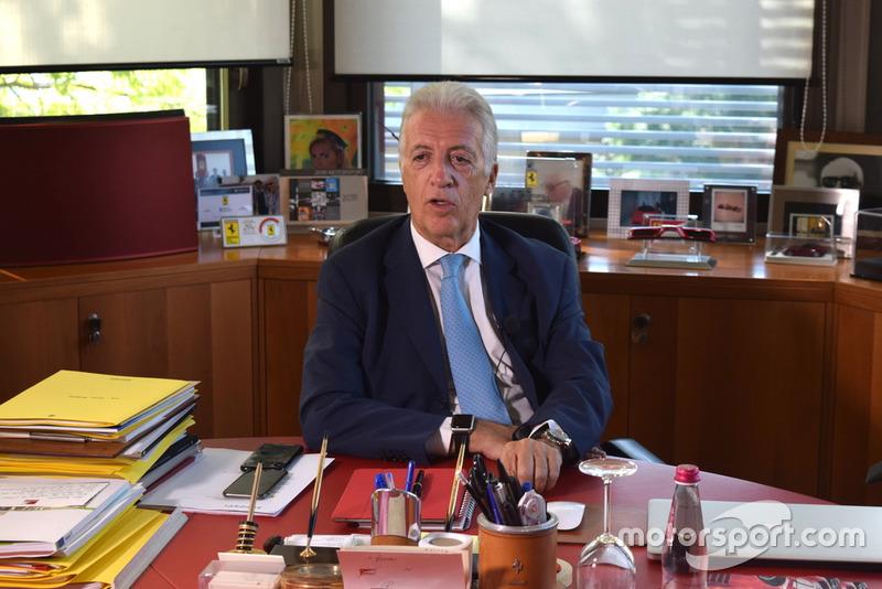 Piero Ferrari, vicepresidente Ferrari