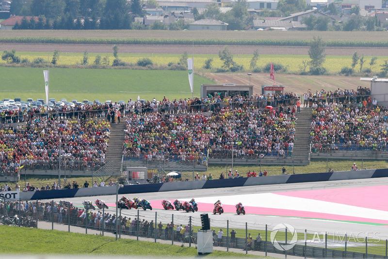 #2 GP d'Autriche : 206'746 spectateurs