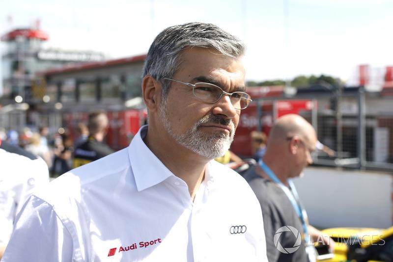 Dieter Gass, Capo di DTM Audi Sport