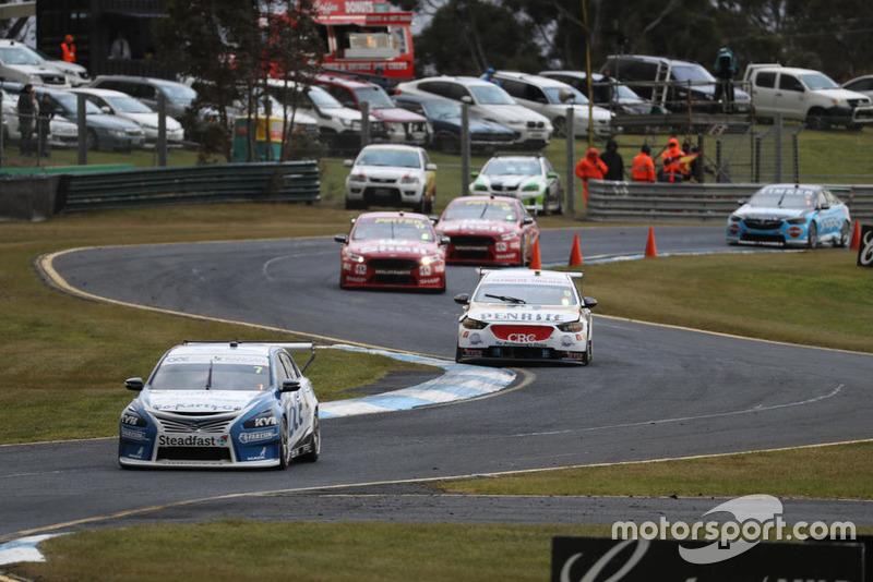 Aaren Russell, Nissan Motorsport