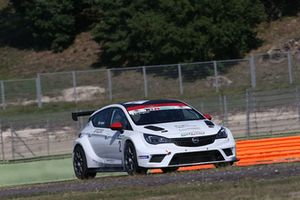 Andrea Argenti, Opel Astra TCR, South Italy RT