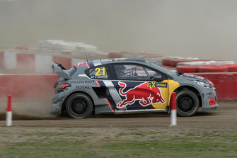 Timmy Hansen, Team Peugeot Total