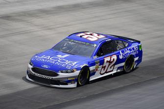 B.J. McLeod, Rick Ware Racing, Ford Fusion Jacob Companies