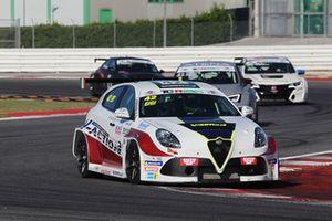 Luigi Ferrara, Alfa Romeo TCR