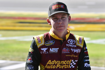 Riley Herbst, Kyle Busch Motorsports, Toyota Tundra Advance Auto Parts