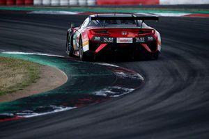 #9 HONDA Team Schubert Motorsport Honda NSX GT3: Christopher Dreyspring, Giorgio Maggi
