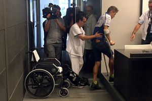 Tito Rabat, Avintia Racing à l'hôpital