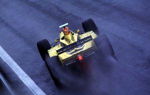 Дэймон Хилл, Jordan 198