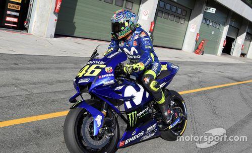MotoGP-Test in Brünn