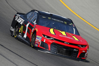 Jamie McMurray, Chip Ganassi Racing, Chevrolet Camaro McDonald's/Cessna