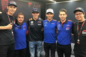 Max Verstappen, Red Bull, Pierre Gasly, Toro Rosso, Cem Bölükbaşı, 2018 F1 eSports Pro Draft