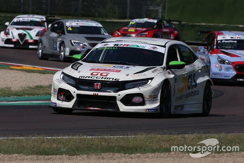 Massimiliano Mugelli, Honda Civic TCR