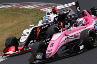 笹原右京(ThreeBond Racing)
