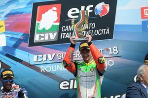 Stefano Valtulini, Pleo Racing Team