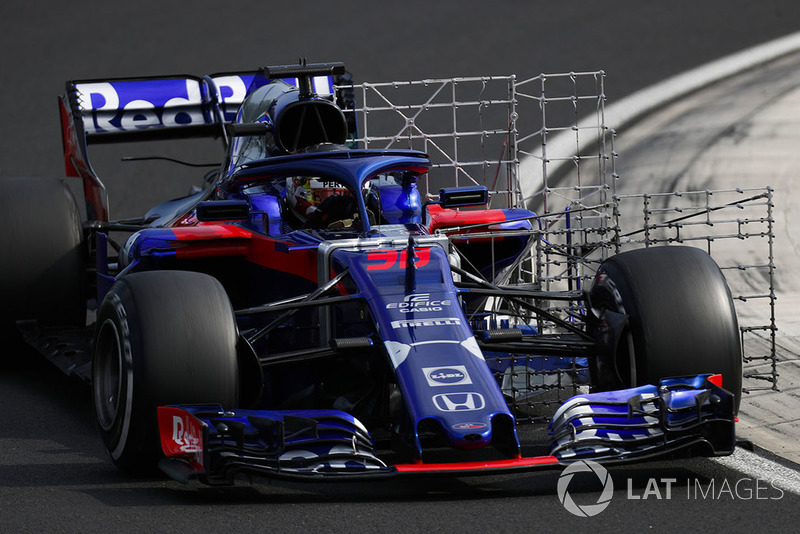 Тесты после Гран При Венгрии