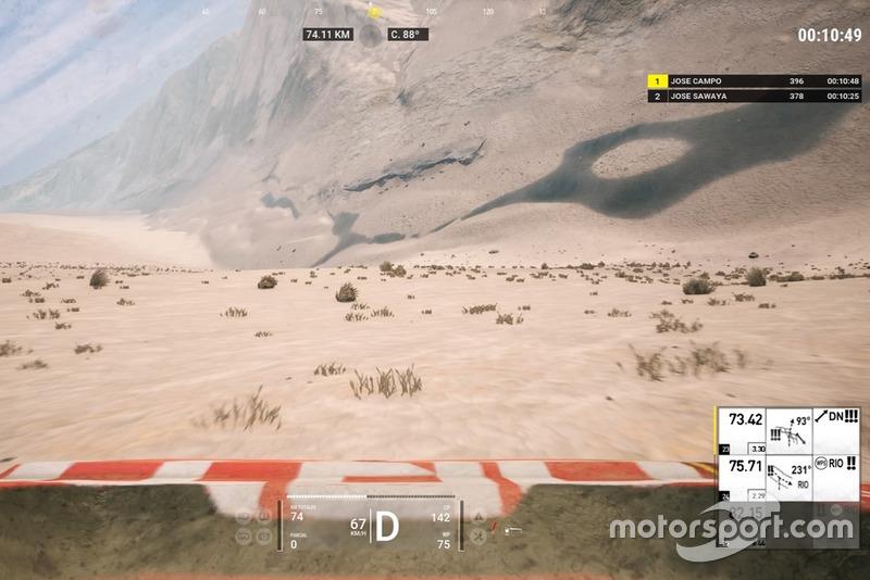Screenshot Dakar 18