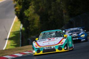 #600 Kremer Racing Porsche 997 K3: Eberhard Baunach, Wolfgang Kaufmann