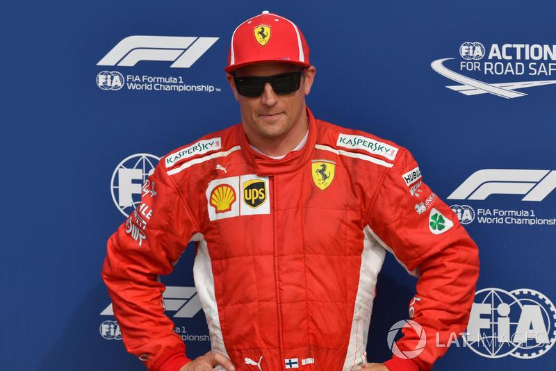 Räikkönen 18. rajtelsősége a Forma-1-ben - Olasz Nagydíj - F1 2018