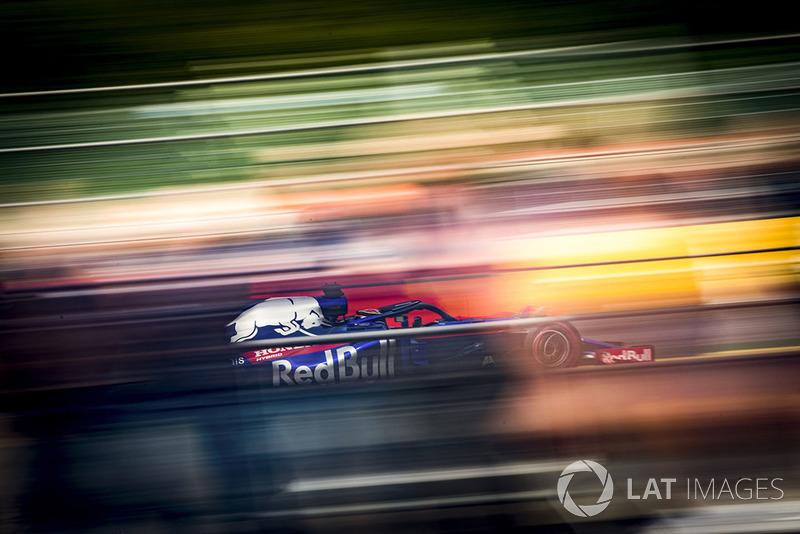 Брендон Хартли, Scuderia Toro Rosso STR13