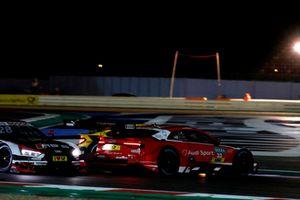 René Rast, Audi Sport Team Rosberg, Audi RS 5 DTM and Timo Glock, BMW Team RMG, BMW M4 DTM
