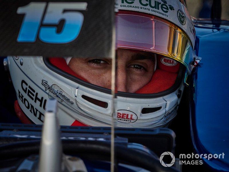 Graham Rahal, Rahal Letterman Lanigan Racing Honda, AFP