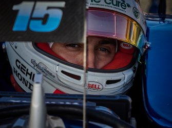 Graham Rahal, Rahal Letterman Lanigan Racing Honda, AFP