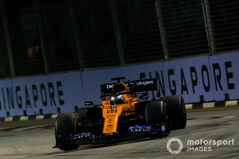 12 - Carlos Sainz Jr., McLaren MCL34