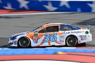 Matt Tifft, Front Row Motorsports, Ford Mustang Louis Kemp Crab Delights
