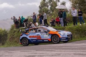 Surhayen Pernía - Alba Sánchez (Hyundai i20 R5) Rally Villa de Llanes