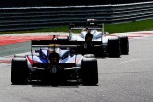 Роберт Шварцман, PREMA Racing, и Девлин де Франческо, Trident
