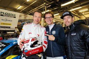 Polesitter #5 Phoenix Racing Audi R8 LMS- Frank Stippler, Vincent Kolb, Steve Jans