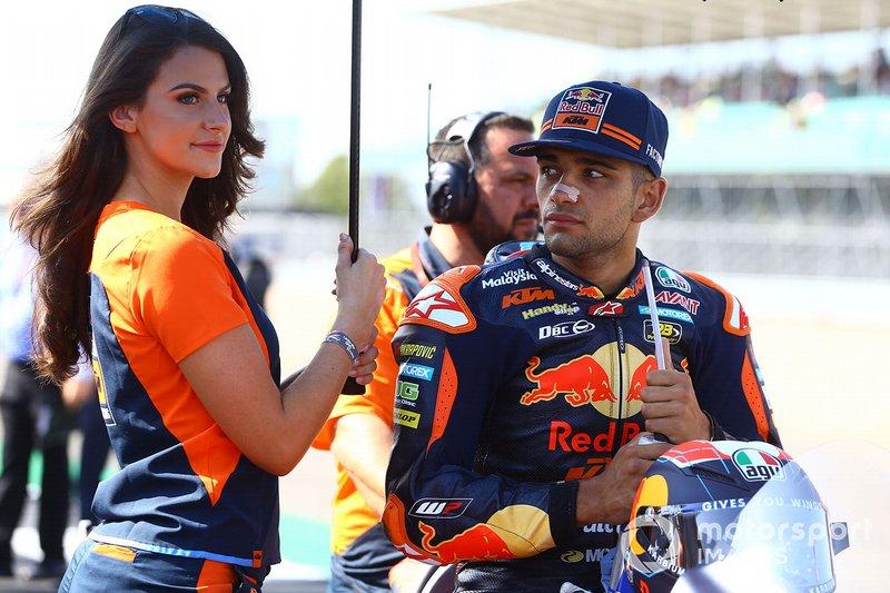 Jorge Martin, , KTM Ajo Motorsport