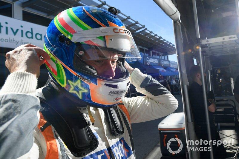 #54 CORE autosport Nissan DPi, DPi: Colin Braun