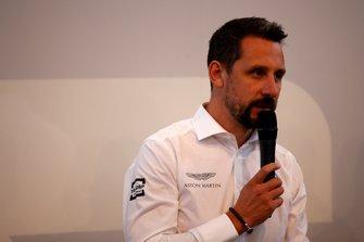 Dr. Florian Kamelger, oprichter en eigenaar AF Racing AG en teambaas R-Motorsport