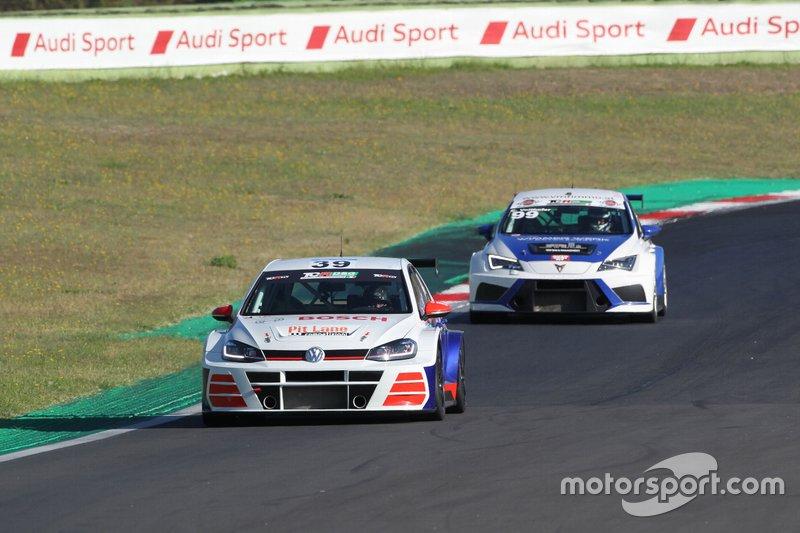 Claudio Formenti, Pit Lane Competizioni, Volkswagen Golf GTI TCR