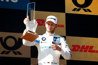 Podium: third place Marco Wittmann, BMW Team RMG