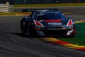 #66 Attempto Racing Audi R8 LMS GT3 2019: Clemens Schmid, Milan Dontje, Kelvin van der Linde