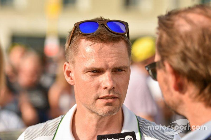 #108 Bentley Team M-Sport Bentley Continental GT3: Markus Palttala