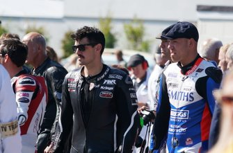 James Hillier and Peter Hickman