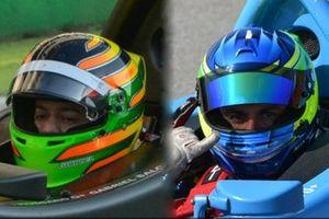 Bié e Seid, vencedores da 5ª etapa da Fórmula Inter