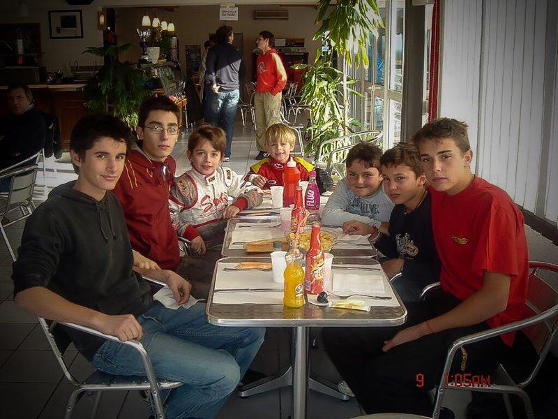 Jules Bianchi e Charles Leclerc