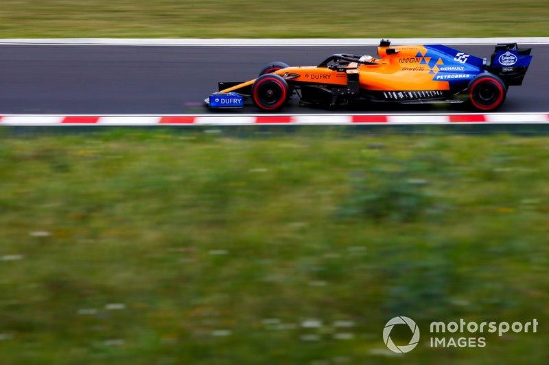Carlos Sainz – Pós-corrida