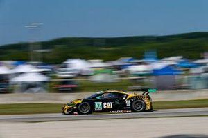 #57 Heinricher Racing w/Meyer Shank Racing Acura NSX GT3, GTD: Katherine Legge, Bia Figueiredo