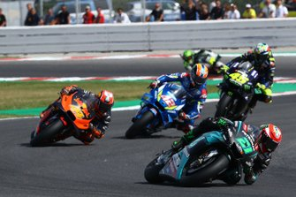 Franco Morbidelli, Petronas Yamaha SRT, Pol Espargaro, Red Bull KTM Factory Racing