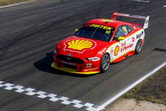 Fabian Coulthard and Tony D'Alberto, DJR Team Penske Ford Mustang