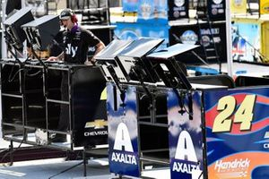 Cliff Daniels, Jimmie Johnson, Hendrick Motorsports, Chevrolet Camaro Ally