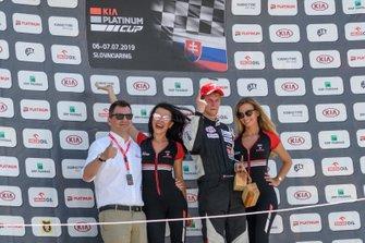 KIA PLATINUM CUP, KPC, Slovakiaring, Race 1