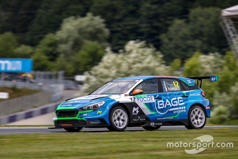Nelson Panciatici, M Racing Hyundai i30 N TCR