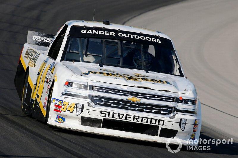 Josh Bilicki, Reaume Brothers Racing, Chevrolet Silverado SciAps