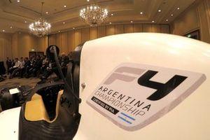 Presentación F4 Argentina